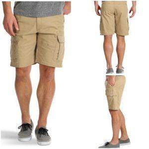 Wrangler | Stretch Cargo Shorts | 32